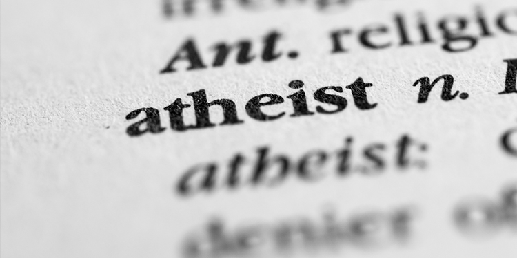 The New Atheists and Remembering a Notorious Atheists' Prayer