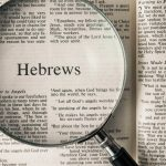 Hebrews – Wayne Barber – Heb 1:14-2:3 – 3 Steps Back Into the Shadow – Audio