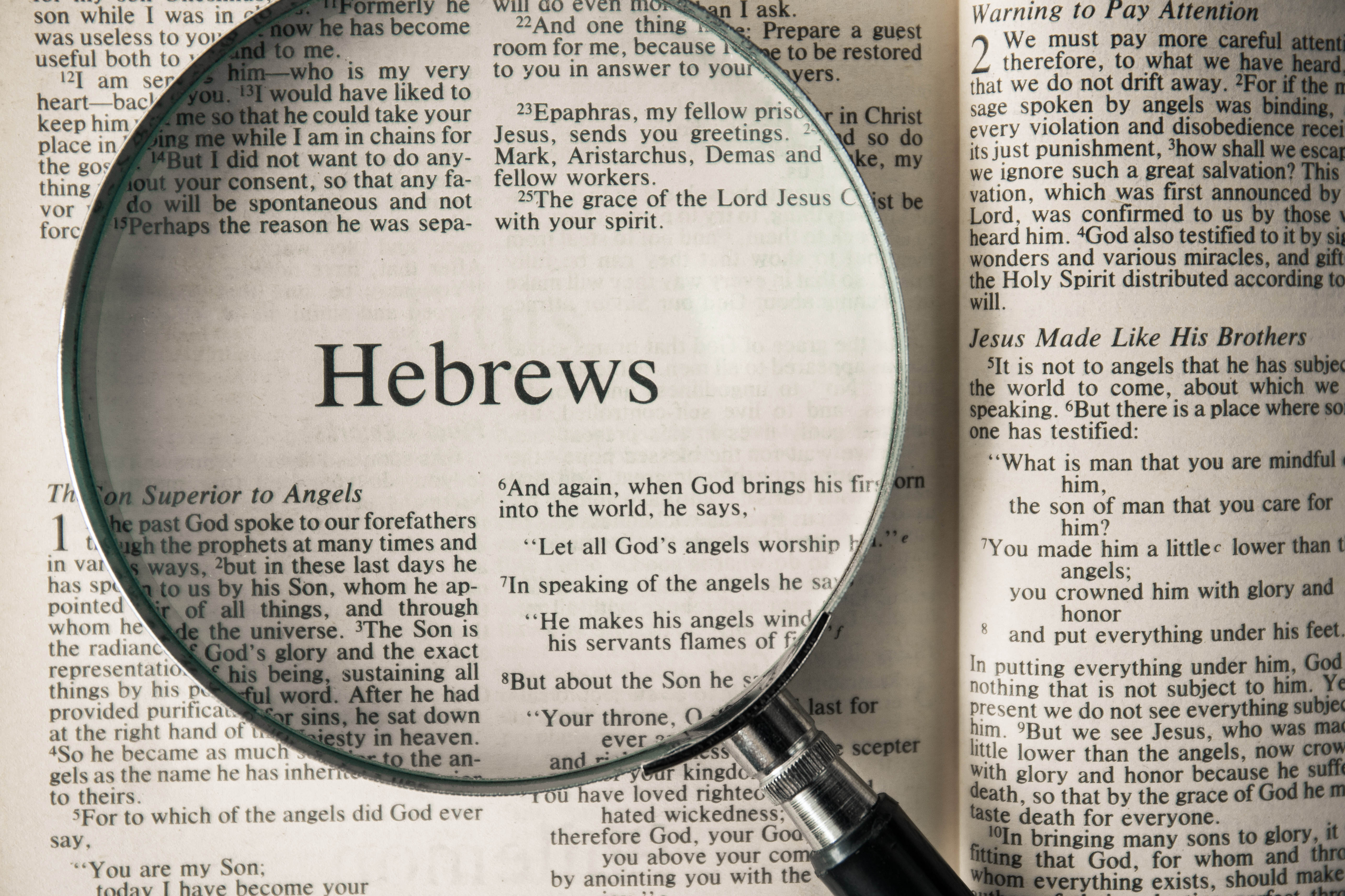 Hebrews – Wayne Barber