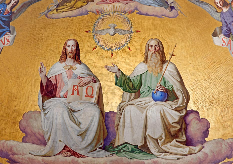 What do Christians Believe about God and the Trinity? | John