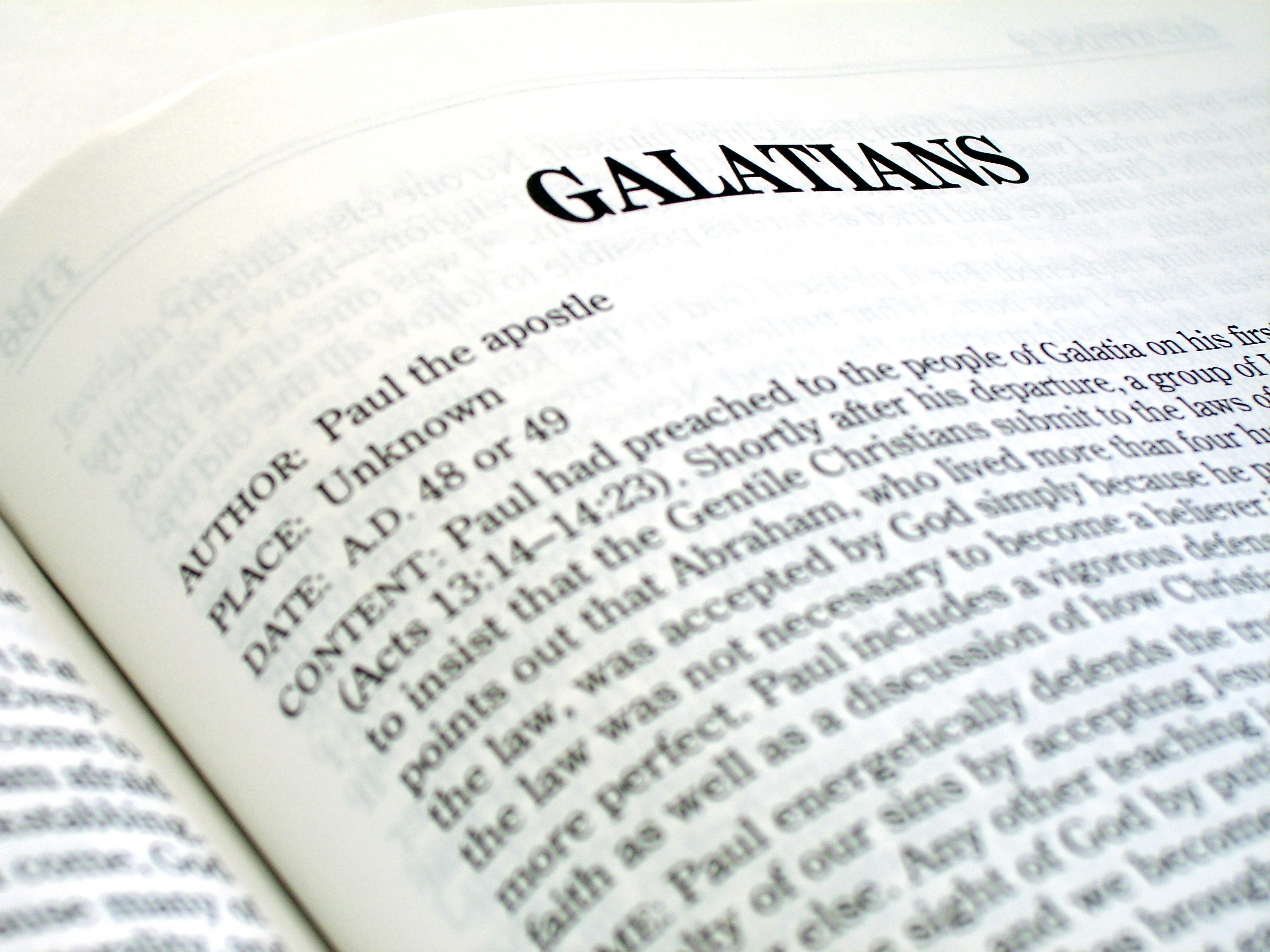Galatians – Wayne Barber