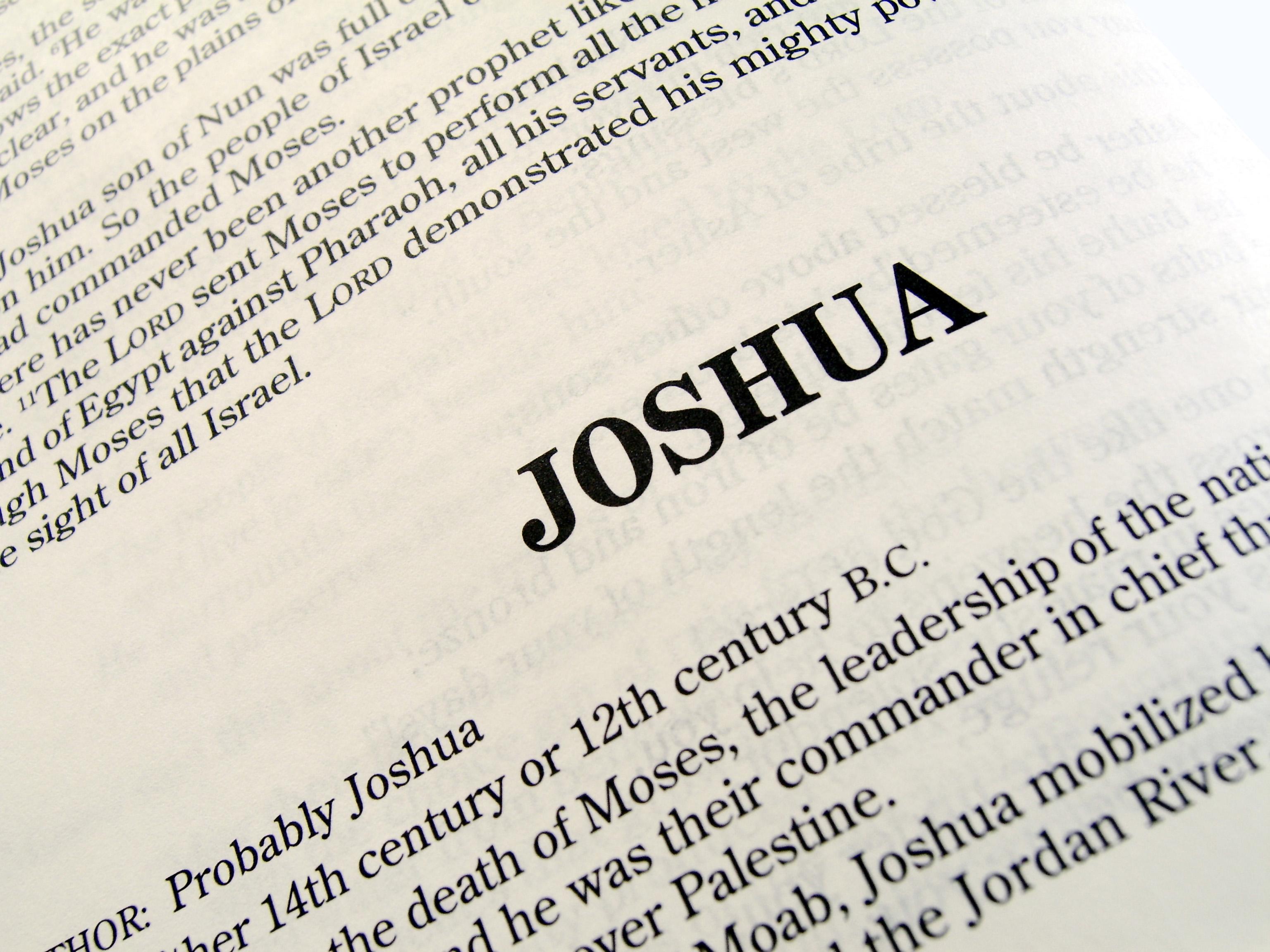 Joshua-Wayne Barber/Part 19