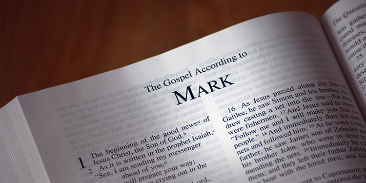 GOSPEL OF MARK – ROBBY GALLATY – Program 53
