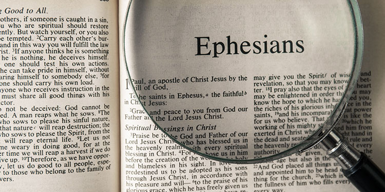 Ephesians – Wayne Barber – Eph 6:23-24 – One Last Look – Audio