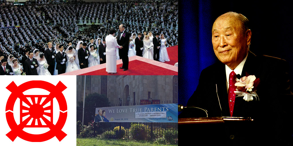 Occult Influences in the Unification Church