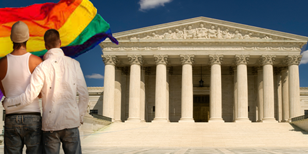 How the Supreme Court's decision for gay marriage could.