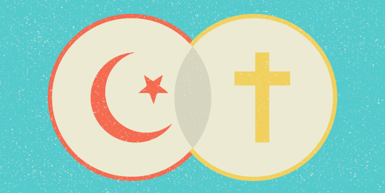 Islam vs Christianity Infographic