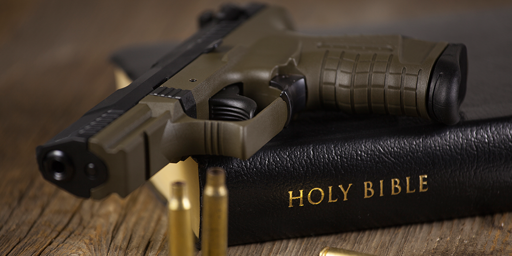 Should Christians Own Guns?