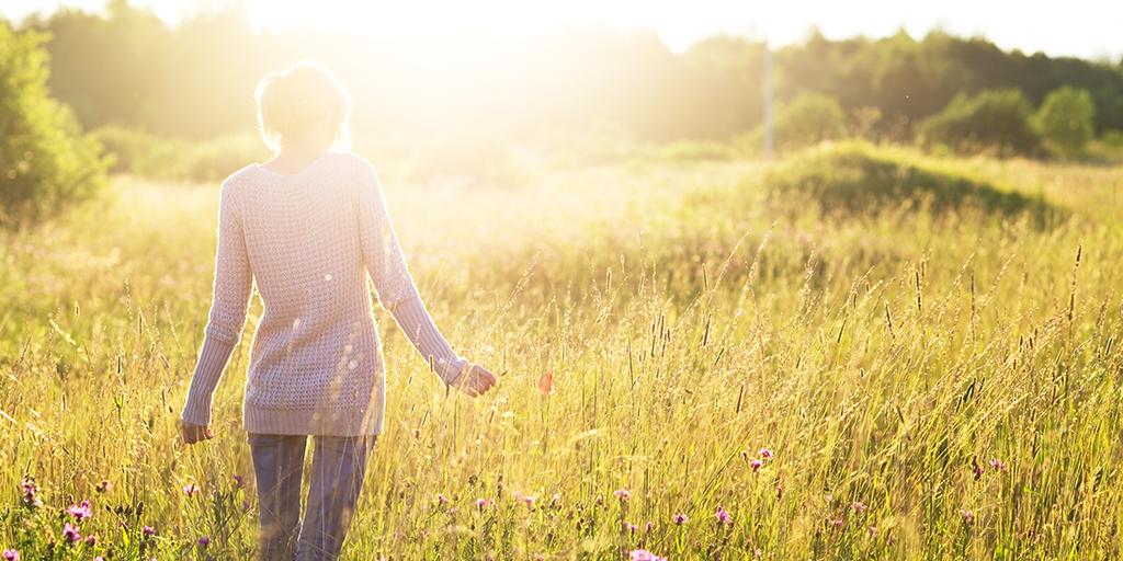 Prayer: A Long Walk with God