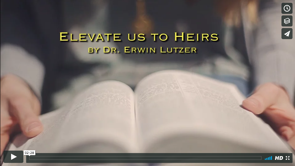 Elevate Us to Heirs – Broadcast