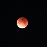 Super Blue Blood Moon Eclipse