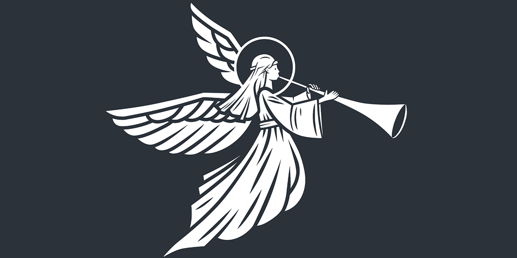 Trumpeting-Angel