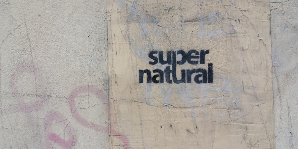 Natural, Supernatural, Preternatural, or Paranormal?