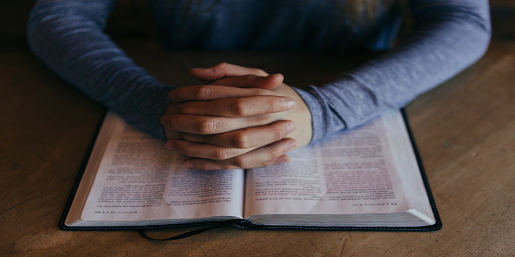 Learning to Pray Using Scripture