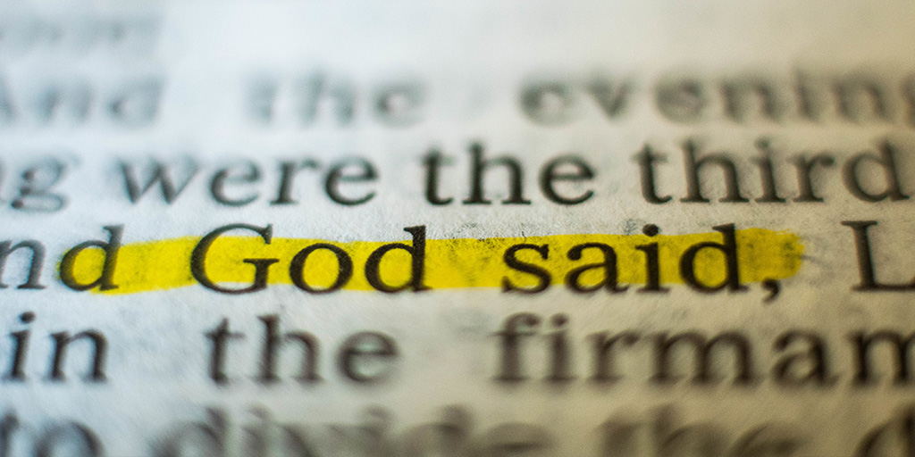God-said
