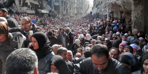 "Syrian Refugee Crisis: Is This Part of the ""Last Days"" Mentioned in the Bible?"