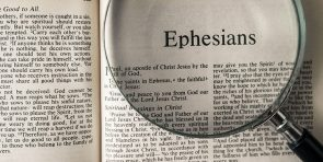 Ephesians - Wayne Barber Audio/Part 1