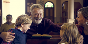 4 Reasons Church Still Matters