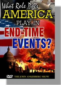 What Role Does America Play in End-Time Events? - CD-0
