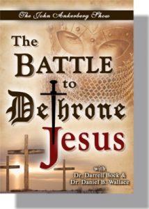 The Battle to Dethrone Jesus - DVD-0