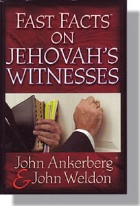 Fast Facts on Jehovah's Witnesses - Book-0