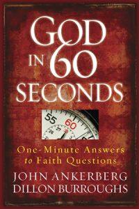 God in 60 Seconds - Book-0