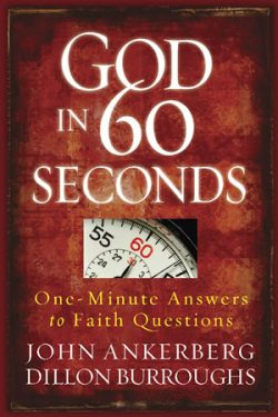 God in 60 Seconds - Book-0