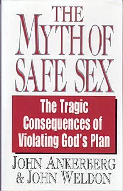 The Myth of Safe Sex - Book-0