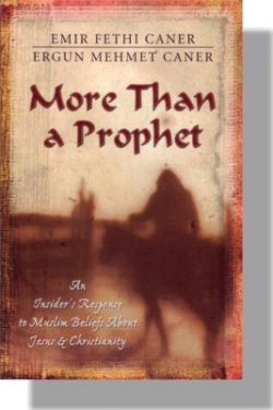 More Than a Prophet - Book-0