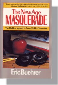 The New Age Masquerade - Book-0