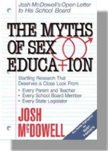The Myths of Sex Education - Book-0