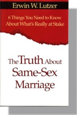 The Truth About Same Sex Marriage - Book-0