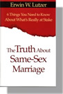 The Truth About Same Sex Marriage - Book-103