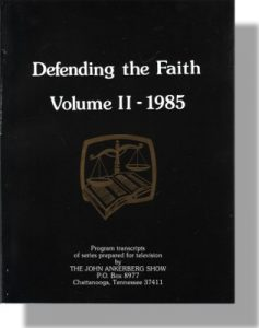 Defending the Faith Volume II - 1985-0