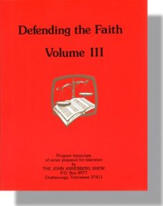 Defending the Faith Volume III - 1986-0
