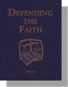 Defending the Faith Volume IV - 1993-1995-0