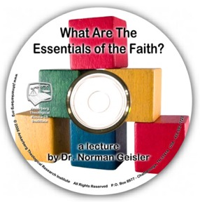 What Are the Essentials of the Faith? - CD-0