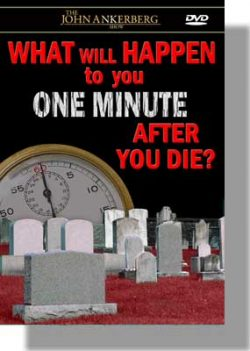 What Happens One Minute After You Die? - CD-0