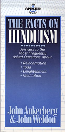 The Facts on Hinduism in America - Book-0