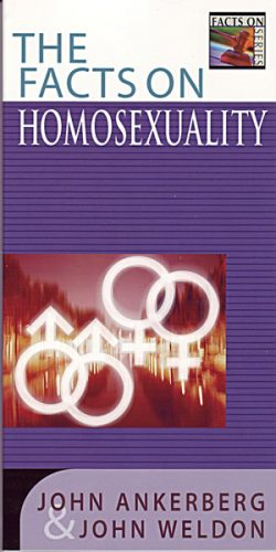 The Facts on Homosexuality - Book-0