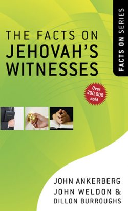 The Facts on Jehovah's Witnesses - Book-0