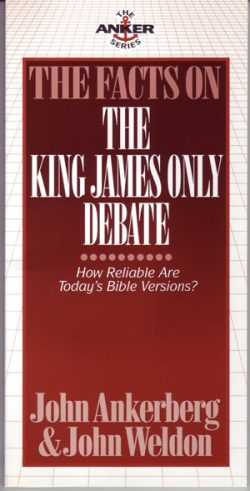 The Facts on The King James Only Debate - Book-0