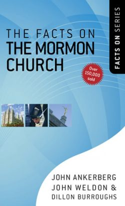 The Facts on The Mormon Church - Book-0