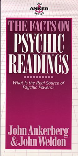The Facts on Psychic Readings - Book-0