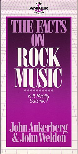 The Facts on Rock Music - Book