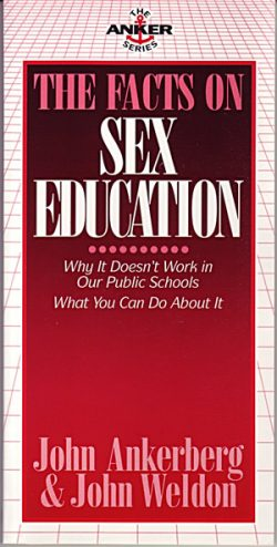 The Facts on Sex Education - Book-0