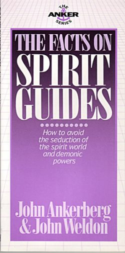 The Facts on Spirit Guides - Book-0