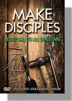 Make Disciples: Jesus' Call to All Disciples - CD-0