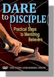Dare to Disciple: Practical Steps to Mentoring Believers - CD-0