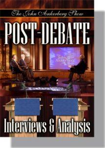 The Great Debate on Revelation Post-Debate Analysis - CD-0
